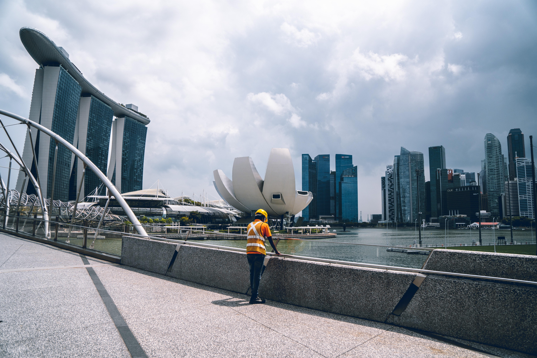 conversazione su singapore